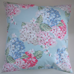 Cushion Cover in Cath Kidston Hydrangea 16""